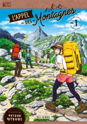 Appel des montagnes (L') T.01 | 9782302090682