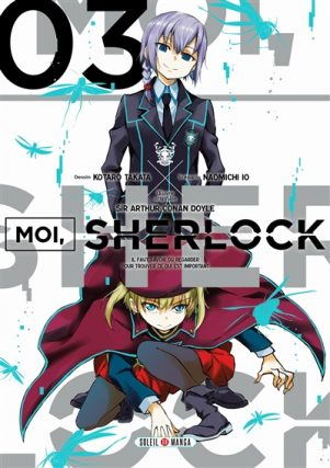 Moi, Sherlock T.00 | 9782302092105