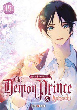 Demon Prince & Momochi (the) T.01   9782302092341