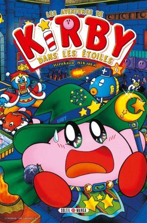Aventures de Kirby dans les etoiles (Les) T.06   9782302092372