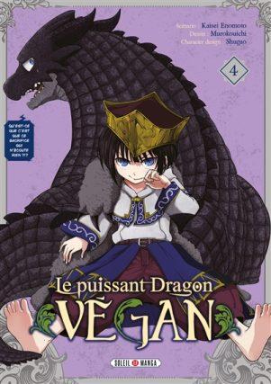 Puissant dragon vegan (Le) T.04   9782302093317