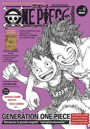One Piece Magazine T.08 | 9782344043318