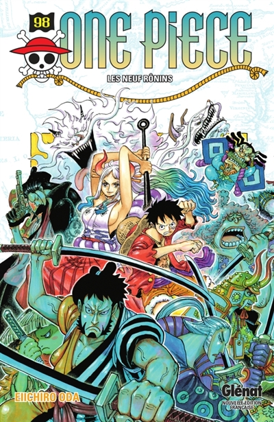 One Piece (N.E) - Ed. Jaune T.98 | 9782344047569