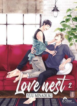 Love nest T.02   9782368777640