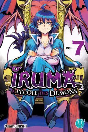 Iruma a l'ecole des demons T.07   9782373495355
