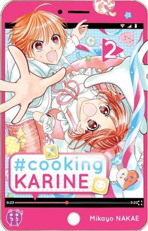 Cooking Karine T.02   9782373495522
