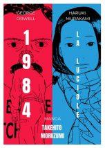 1984, Georges Orwell - La luciole, Haruki Murakami | 9782379271106