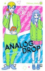 Analog drop T.02 | 9782382120262