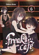Freaks' Cafe T.06   9782382120286