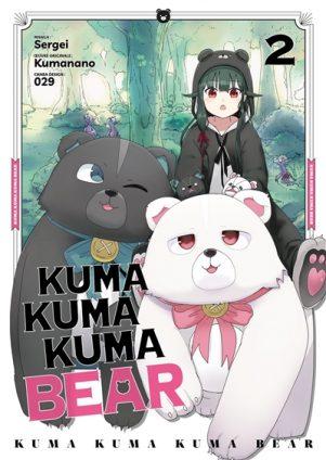 Kuma kuma kuma bear T.02 | 9782382751299