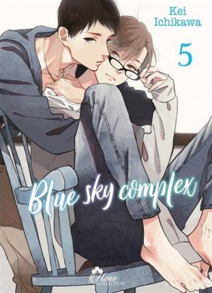 Blue Sky Complex T.05   9782382760048