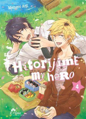 Hitorijime my hero T.04   9782382760123