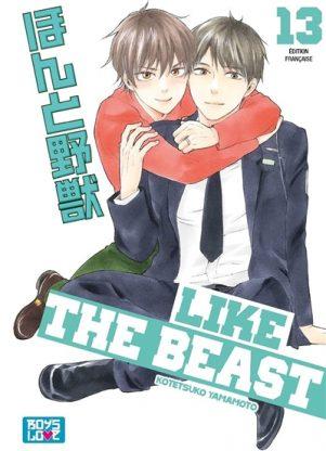 Like the beast T.13   9782382760208