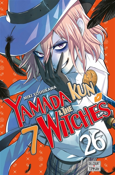 Yamada-Kun and the 7 Witches T.26   9782413013839