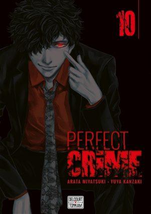 Perfect Crime T.10 | 9782413028512
