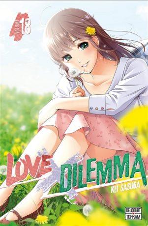 Love x Dilemma T.18 | 9782413039563
