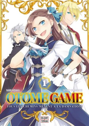 Otome game T.01 | 9782413041528