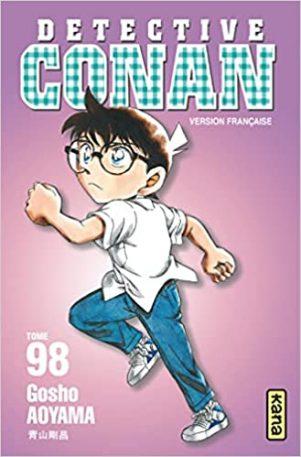 Detective Conan T.98   9782505084754