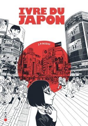 Ivre du Japon   9782505089117