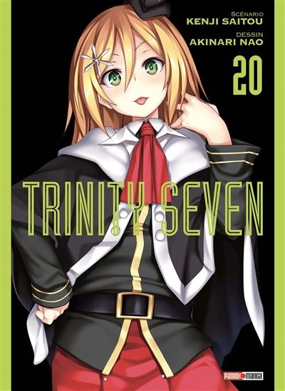 Trinity Seven T.20   9782809495904