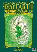Magic Knight Rayearth - Ed. 20 ans T.03   9782811659592