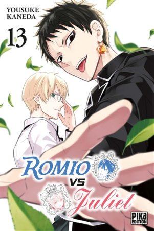 Romio vs Juliet T.13 | 9782811661175