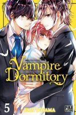Vampire dormitory T.05   9782811663711