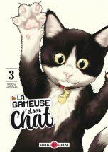 Gameuse et son chat (La) T.03   9782818980064