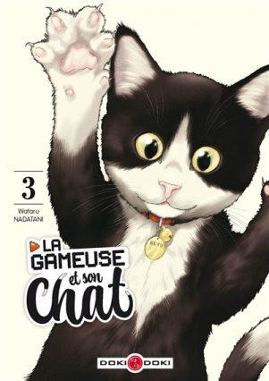 Gameuse et son chat (La) T.03 | 9782818980064