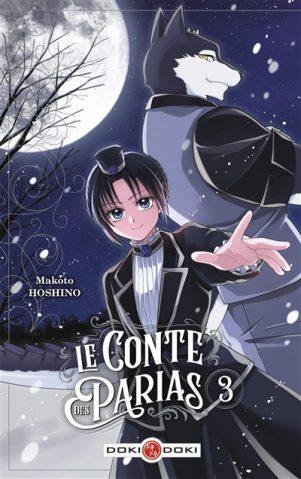 Conte des parias (Le) T.03   9782818983133