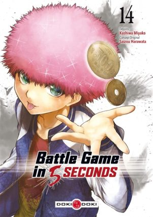 Battle game in 5 secondes T.14 | 9782818985625