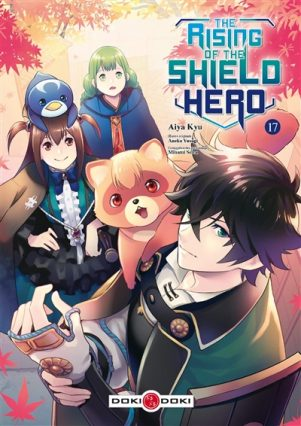 Rising of the Shield Hero (The) T.17 | 9782818985656