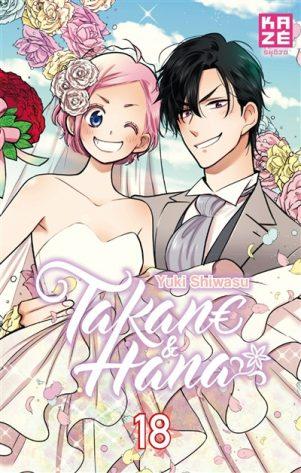 Takane et Hana T.18   9782820340733