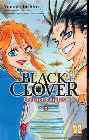 Black Clover - Quartet Knights T.06 | 9782820340832