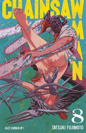 Chainsaw Man T.08 | 9782820340849