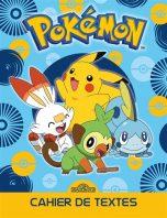 Pokemon - Cahier de textes | 9782821213791