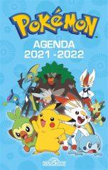Pokemon Pikachu - Agenda 2021-2022 | 9782821213807