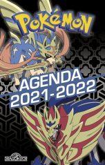 Pokemon Zacian et Zamazenta - Agenda 2021-2022 | 9782821213814