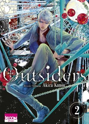 Outsiders T.02   9791032708040