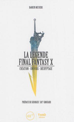 Legende de Final Fantasy X (La) | 9791094723036