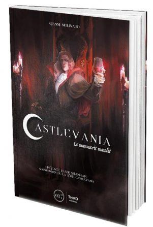 Castlevania, le manusccrit maudit | 9791094723937