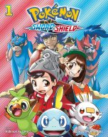 Pokemon Sword and shield (EN) T.01 | 9781974724185