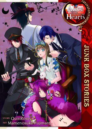 Alice in the Country of Diamonds: Junk Box Diamonds (EN) | 9781626923010