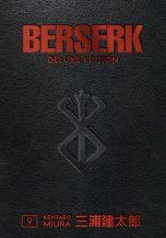 Berserk - Deluxe ed. (EN) T.09 | 9781506717920