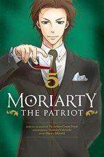 Moriarty, the patriot (EN) T.05 | 9781974720842