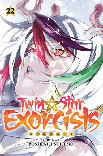 Twin star Exorcists (EN) T.22   9781974721849