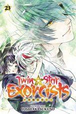 Twin star Exorcists (EN) T.23 | 9781974721870