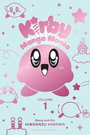 Kirby manga mania (EN) T.01 | 9781974722341