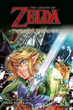 Zelda Twilight princess (EN) T.09 | 9781974723386