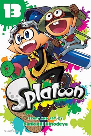 Splatoon (EN) T.13 | 9781974724581